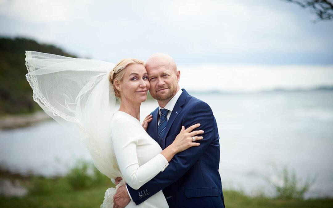 Tillykke til Per og Anya